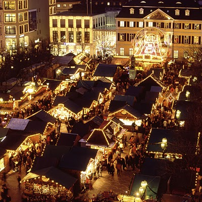 Stuttgart at Christmas